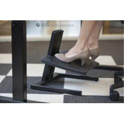 Footform repose-pieds reglable directement avec les pieds
