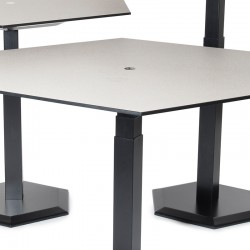 table assis-debout modulable
