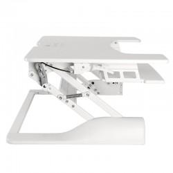 Plateforme assis-debout NewStar blanche 2