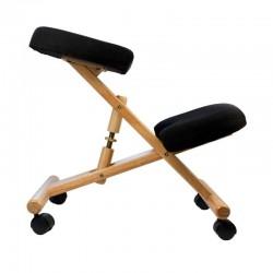 Siège assis-genoux STABIDO® noir
