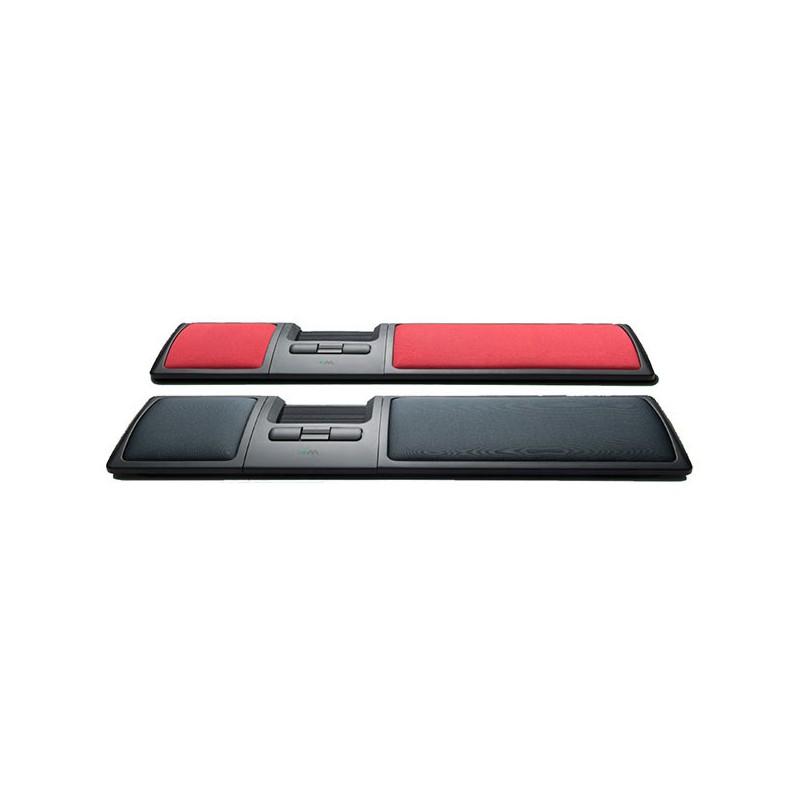 Mousetrapper Lite - Souris centrale rouge et noir
