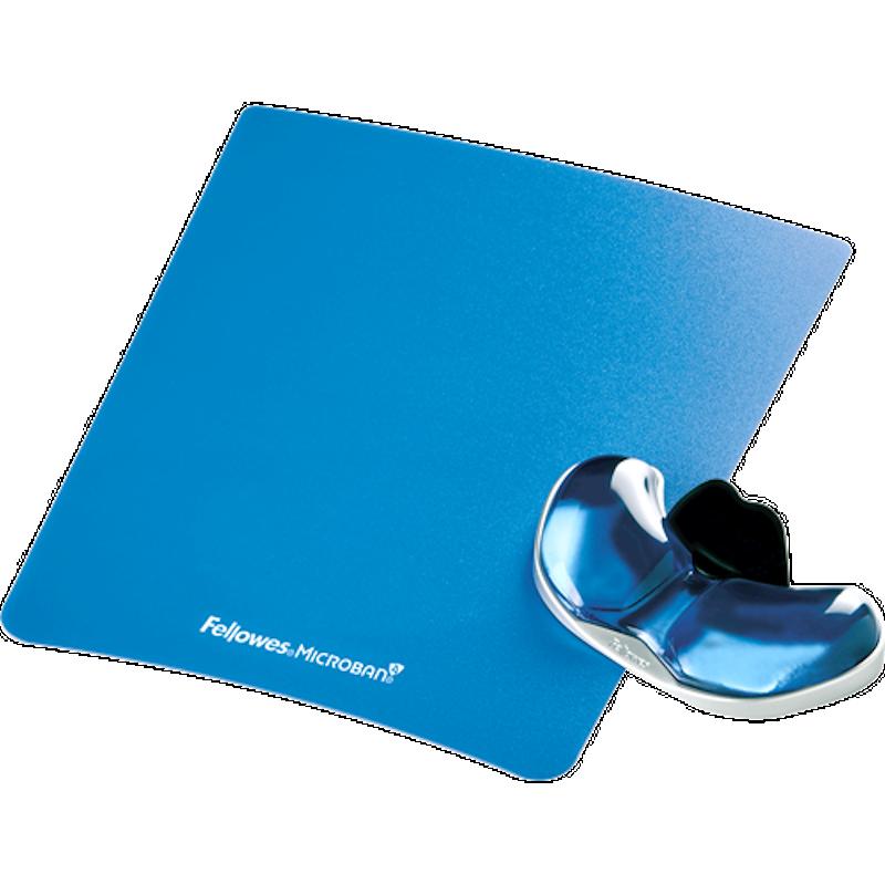 Support paume Health-V ™ bleu 1
