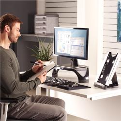 Porte-copie avec tableau blanc Office Suites™ 5