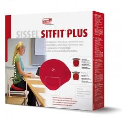 Coussin coccyx SITFIT® PLUS rouge 3
