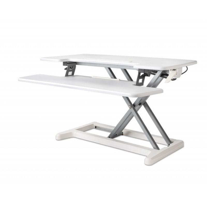 Sit Stand Riser 2 - blanc ou noir