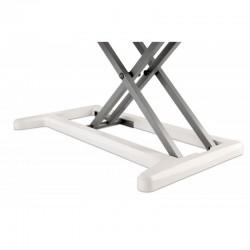 Sit Stand Riser 2 - blanc ou noir 4