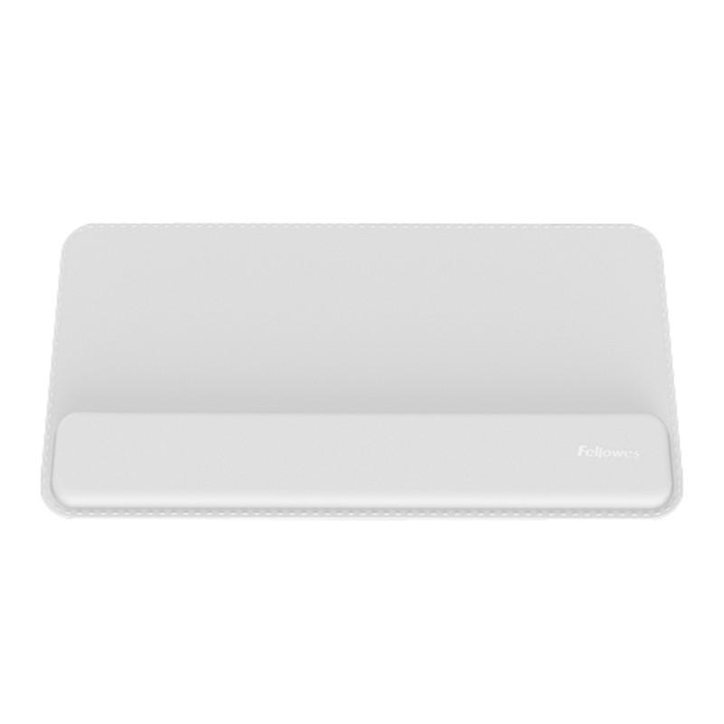 Repose-poignets pour clavier Hana™ blanc 6