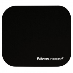 Tapis de souris Microban® Noir
