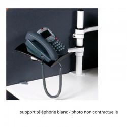 Plaquette Telephone pour bras articulé VIBE