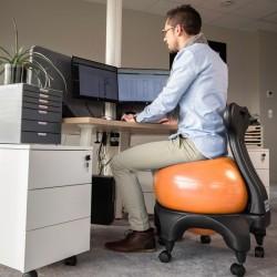 Chaise ergonomique Originale avec ballon Tonic Chair® 8