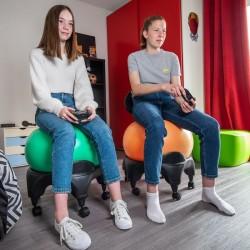Chaise ergonomique Originale avec ballon Tonic Chair® 10