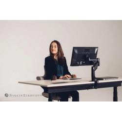 bureau assis-debout avec logiciel