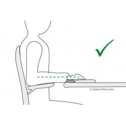 Goldtouch repose-poignets ergonomique plus de confort