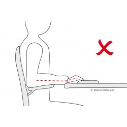 Goldtouch repose-poignets ergonomique pour eviter tendinite